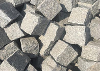Grey White Granite Paving Stones , Custom Surface Patio / Garden Stepping Stones