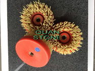 Stone Machine Accesorias Diamond Brush / Pinceles Frankfurt Brush SGS Certified