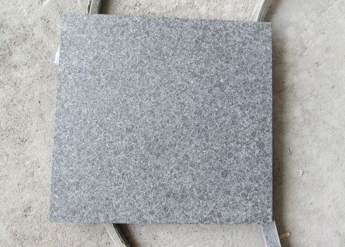 Flamed Surface Granite Stone Tiles For Household / Home Decoration